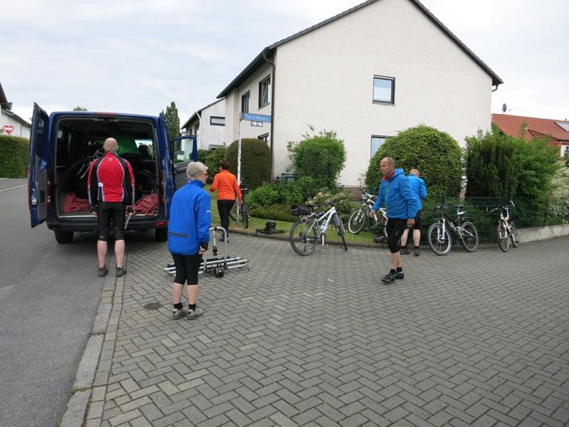 31.05.2015  10.30  Nr. 2   Pott-Radtour Rund um Dortmund