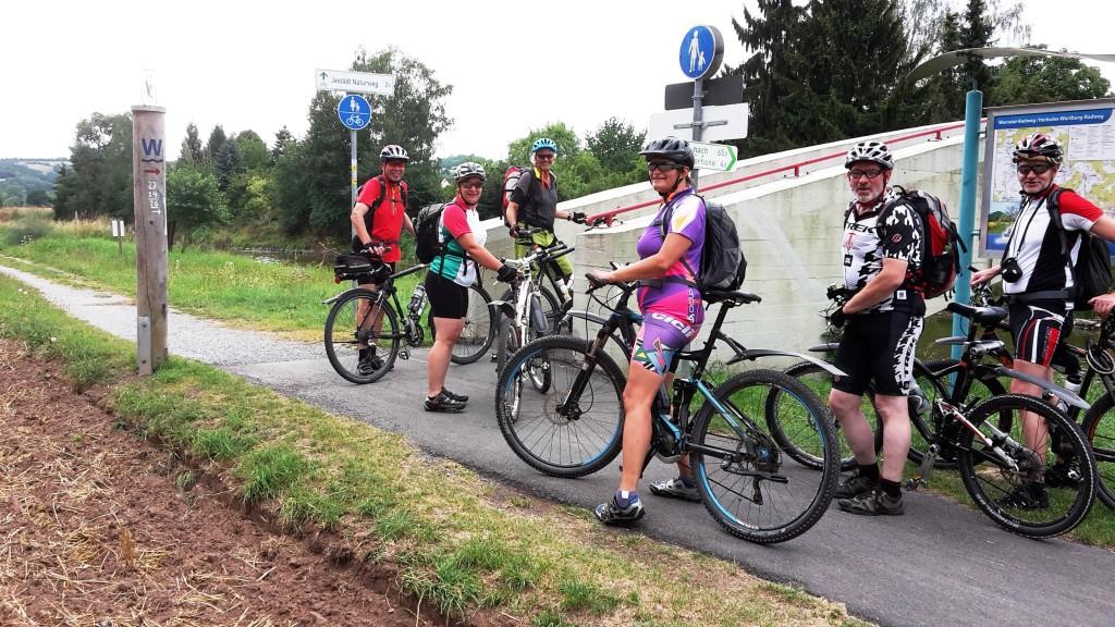 15.08.2015  14.07  Nr. 50  Wera-Rad-Tour