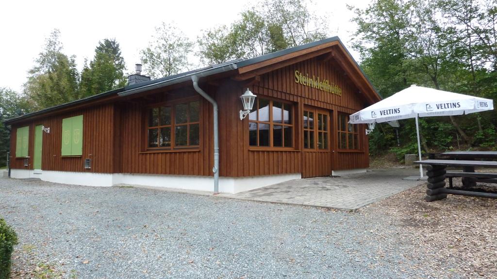 Steinkleffhütte